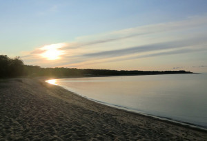 Ny strandkanten Till hemsida